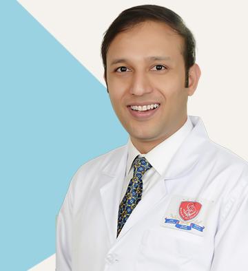 Dr Nikhil Bansal - Interventional Radiologist in Jaipur